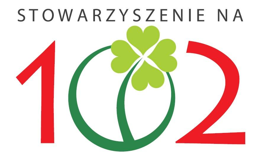 Logo Stowarzyszenie na 102 w Lęborku